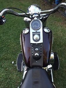 1998 Harley Davidson Fatboy Margate Redcliffe Area Preview