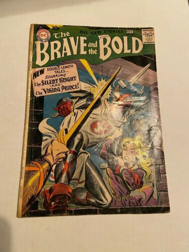 Brave and Bold 20 GD+  Complete (November 1958)