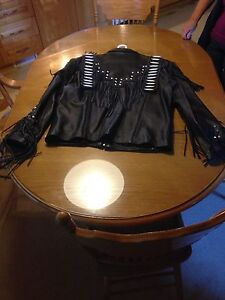 Mens leather jacket for sale