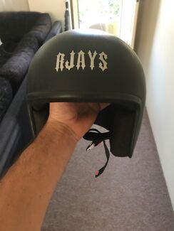 Rjays helmet