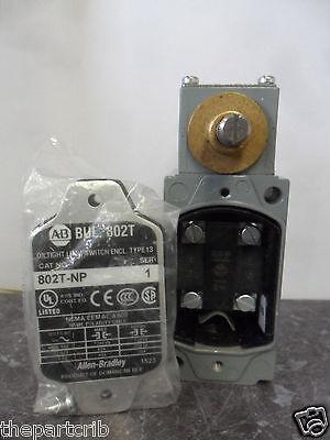 New Allen Bradley 802T-NP Oiltight Limit Switch Series 1