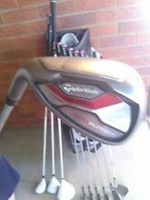 Taylormade Aero Burner Left Handed set Seville Yarra Ranges Preview