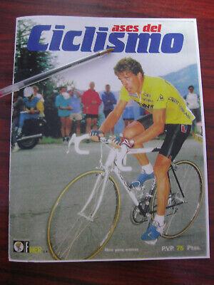 STICKER FACSIMIL SAMMEL ALBUM CROMO ASES DEL CICLISMO FHER 1988 CYCLISME CYCLING
