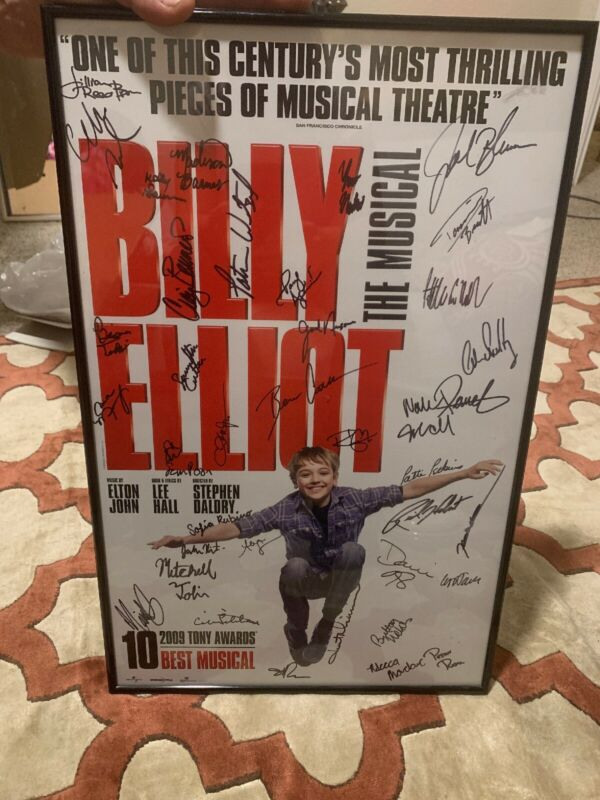 billy elliot the musical 2009 Tony Awards Best Musical