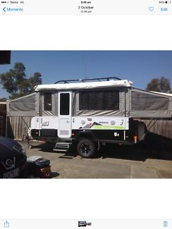 Jayco swan outback 2014 Morwell Latrobe Valley Preview