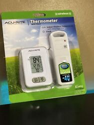 Wireless Digital ThermometerAcuRite Weather Sensor Indoor Outdoor (New)