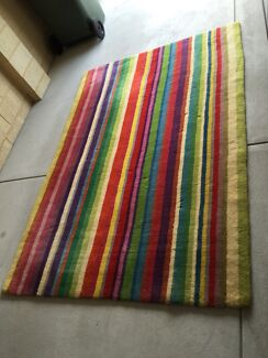 Pure Wool Rug Currambine Joondalup Area Preview