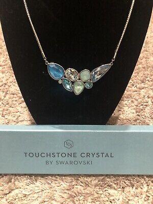 touchstone crystal swarovski seascape necklace