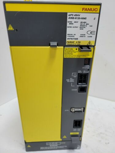 Fanuc Power Supply A06b-6120-h045 Fully Refurbished!!! Exchange Only