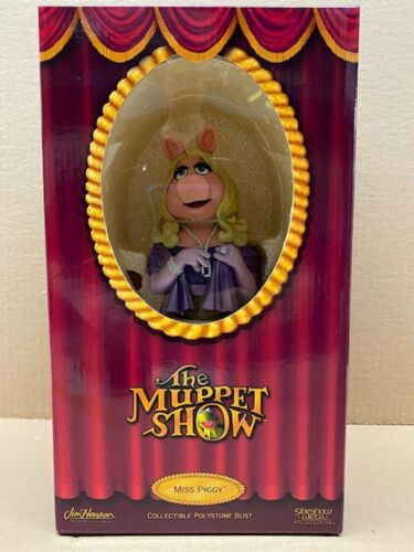 THE MUPPETS - SIDESHOW - 25th ANNIVERSARY BUST - Miss Piggy