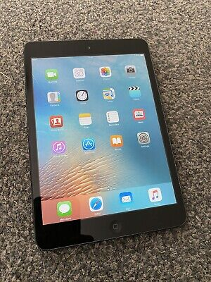 Apple ipad mini 1st generation, 16gb, WiFi, Black, A1432