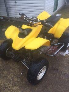 2003 honda 400ex parts