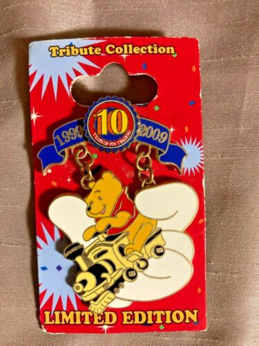 Disney 2009 Pooh Tribute Collection LE Pin