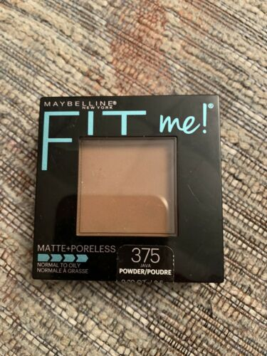 Maybelline Fit Me Matte Poreless Pressed Powder Compact 365 Java - $8.00