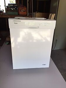 Whirlpool Dishwasher, Never been used!