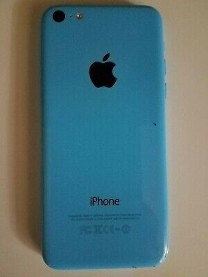 Apple iPhone 5c - 32GB - Blue Credo Mobile A1532 CDMA + GSM Used