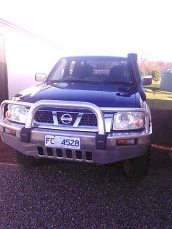 2004 Nissan Navara  Westbury Meander Valley Preview