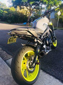 2017 Yamaha MT09 Gordon Park Brisbane North East Preview
