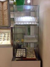 Display cabinets glass urgent sale Dandenong North Greater Dandenong Preview