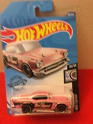 Hot wheels 2020 K Case 180/250 57 Chevy