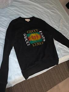 Gucci sweatshirt and Gucci T-shirt( for 2)
