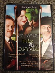 The Boys & Girl from County Claire DVD
