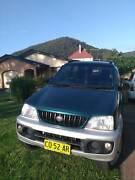 2001 Daihatsu Terios SUV Bowenfels Lithgow Area Preview