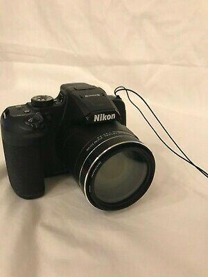Nikon COOLPIX B700 20.2 MP Digital Camera - Black