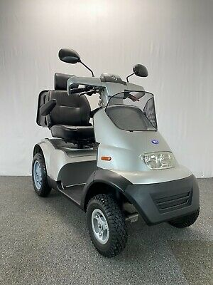 2015 TGA Breeze S4 8MPH Mobility Scooter *Immaculate Condition*