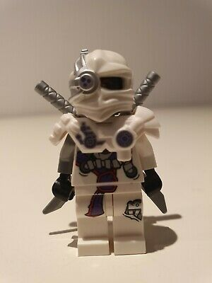 Lego® Ninjago njo418 White Nindroid aus 5004938 NEU