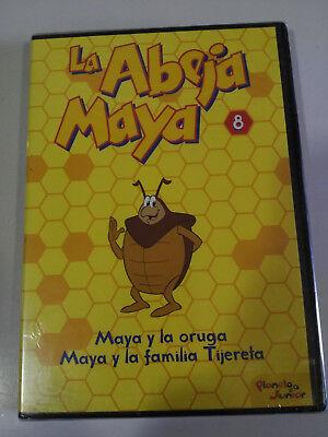 LA ABEJA MAYA VOLUMEN 8 - 2 EPISODIOS DVD 50 MIN ESPAÑOL...