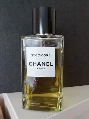 Chanel Les exclusifs SYCOMORE Eau de Parfum EdP sample 5ml