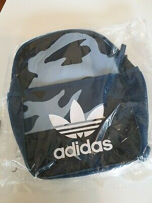 Adidas Classic Backpack Originals 90s Print Rucksack Work/School Bag