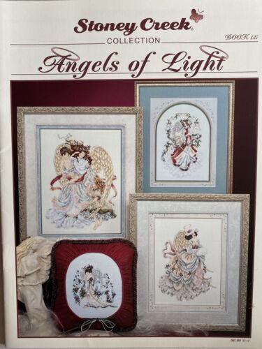 NEW Angels Of Light, Stoney Creek Book 127, 22pgs - $8.00