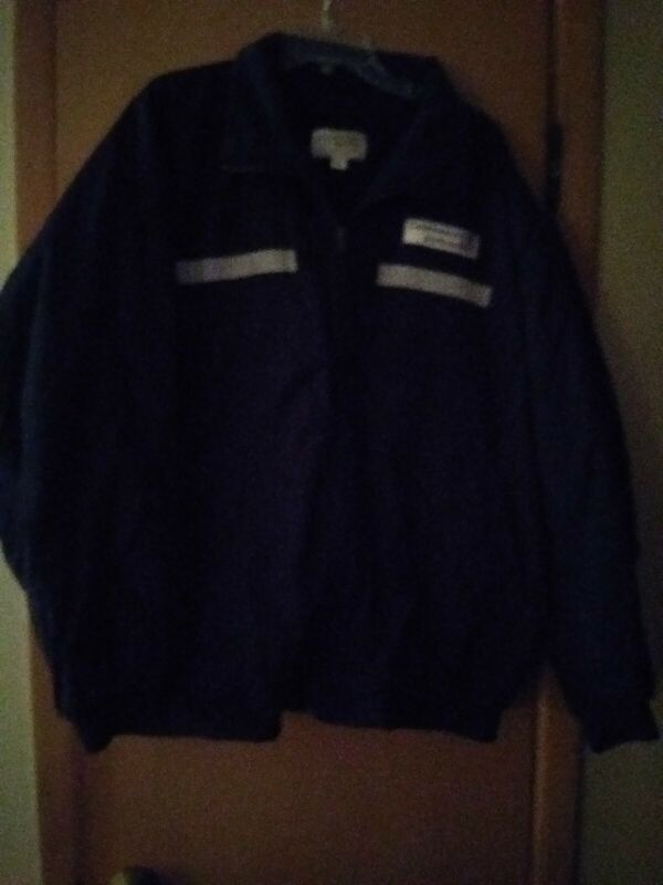 Continental Airlines Employee Jacket