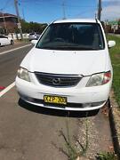 MPV Mazda 2002 Sydney City Inner Sydney Preview