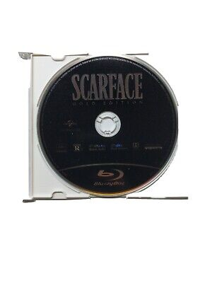 Scarface - Gold Edition (Bluray Disc only) 1983 Movie Al Pacino