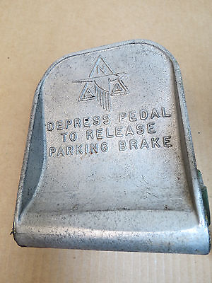 Original North American Aviation Wwii Aircraft Rudder Pedal P 51 B 25 T 6  Right