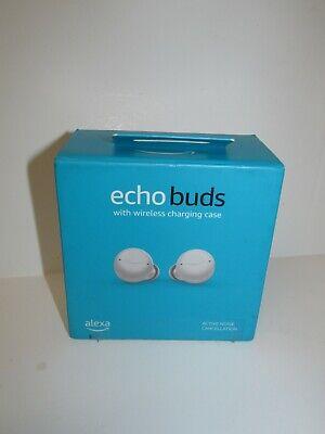 Amazon Echo Buds (2nd Gen) True Wireless Noise Cancelling In-Ear Headphones NEW