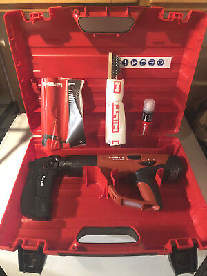 Hilti Dx460 With Mx72 Great Buy