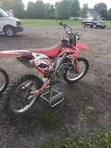 Mint 2008 crf250r *PRICE DROP, NEED GONE*