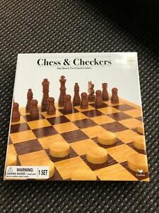 Chess & checkers. One board, 2 classic games Waterloo Inner Sydney Preview