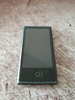 Apple iPod Nano 7 gen. 16GB grau
