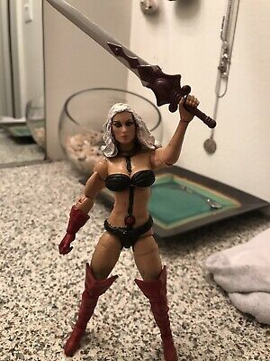 Custom Heavy Metal Tarna Figure marvel legends custom