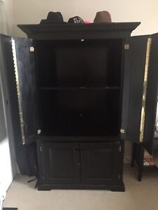 Spectacular Solid Oak Armoire