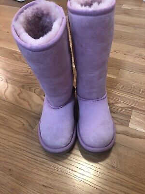 Ugg, Girls Size 13, Pink Boot