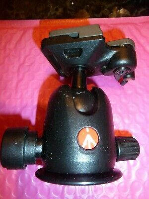 Manfroto compact Ball Head 496 with RC2 Quick Release