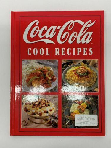 Coca Cola Cool Recipes Cookbook Hardcover