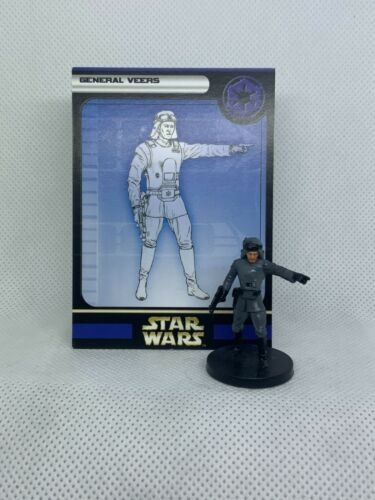 Star Wars Miniatures: Rebel Storm - General Veers