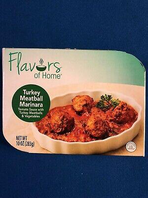 **SALE** Medifast Turkey Meatball Marinara - Flavors of Home - -